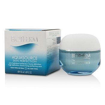 Biotherm Hidratante Aquasource Skin Perfection 24h Moisturizer High Definition Perfecting Care