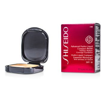 Shiseido Base Advanced Hydro Liquid Compact SPF10 Refill - I40 Natural Fair Ivory