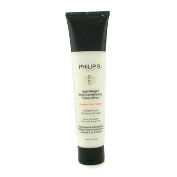 Philip B Light-Weight Deep Conditioning Creme Rinse (Paraben Free Formula)