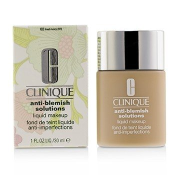 Clinique Maquiagem liquida Anti Blemish Solutions - # 02 Fresh Ivory