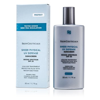 Skin Ceuticals Creme Sheer Physical UV Defense SPF 50