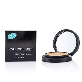 Youngblood Pó base Mineral Radiance Creme  - # Honey