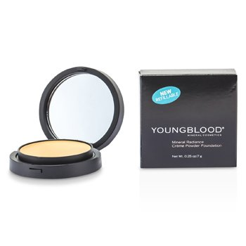 Youngblood Pó base Mineral Radiance Creme  - # Warm Beige