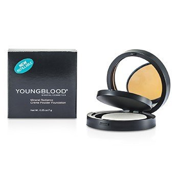 Youngblood Pó base Mineral Radiance Creme  - # Tawnee