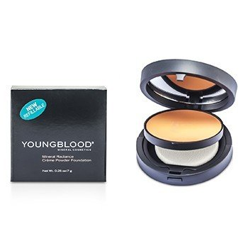 Youngblood Pó base Mineral Radiance Creme  - # Rose Beige
