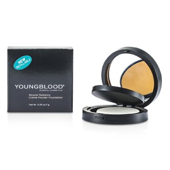 Youngblood Pó base Mineral Radiance Creme  - # Toffee