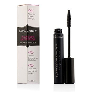 BareMinerals Mascara BareMinerals Flawless Definition a prova de água - Black 49568
