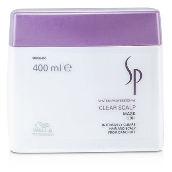 Wella Máscara Capilar SP Scalp