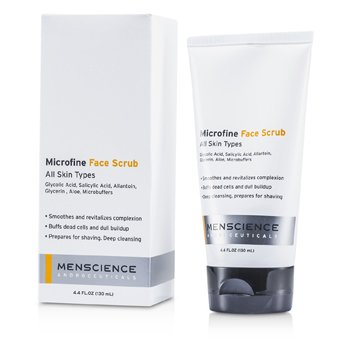 Menscience Exfoliante Microfine Face