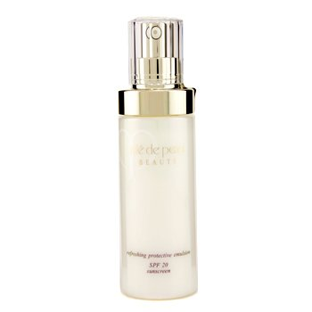 Cle De Peau Refreshing Protective Emulsion SPF 20