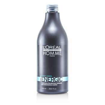 LOreal Professionnel Homme Energic Shampoo