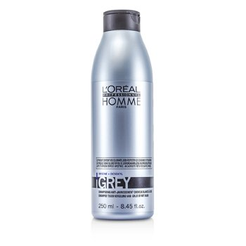 LOreal Professionnel Homme Grey Shampoo