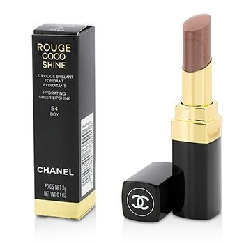 Chanel Batom Rouge Coco Shine Hydrating Sheer  - # 54 Boy