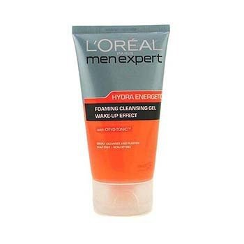 LOreal Men Expert Hydra Energetic Foaming Cleansing Gel