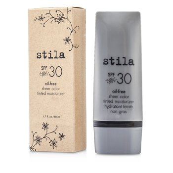 Stila Hidratante Sheer Color Tinted SPF 30 - # Tan ( Dark 01 )