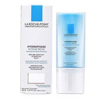 La Roche Posay Creme Hydraphase Intense Riche Intensive Rehydrating Care