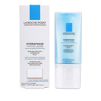 La Roche Posay Creme Hydraphase Intense Legere Intensive Rehydrating Care