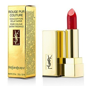 Yves Saint Laurent Batom Rouge Pur Couture - #16 Rouge Roxane