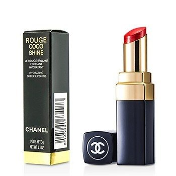 Chanel Batom Batom Rouge Coco Shine Hydrating Sheer - # 44 Sari DEau 173440