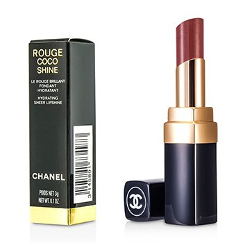 Chanel Batom Batom Rouge Coco Shine Hydrating Sheer - # 67 Deauville 173670