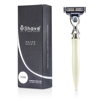 EShave Barbeador 3 laminas - White