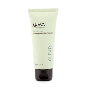 Ahava Gel de limpeza Time to Clear Refreshing