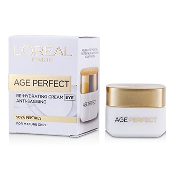 LOreal creme p/ os olhos Dermo-Expertise Age Perfect Reinforcing  ( Pele madura )