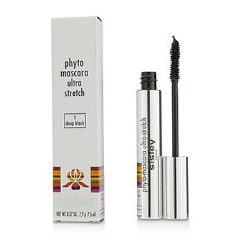 Sisley Mascara Phyto Ultra Stretch - # 01 Deep Black