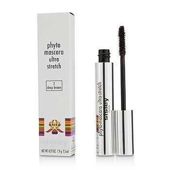Sisley Mascara Phyto Ultra Stretch - # 02 Deep Brown