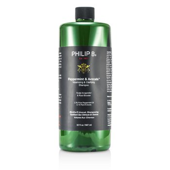 Philip B Shampoo Peppermint & Avocado Volumizing & Clarifying