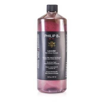 Philip B Shampoo Lavender Hair & Body