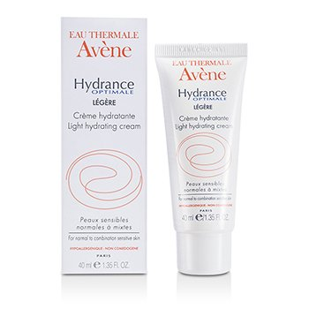 Avene Hydrance Optimale Light Creme hidratante  (For Normal To Combination Sensitive Skin)