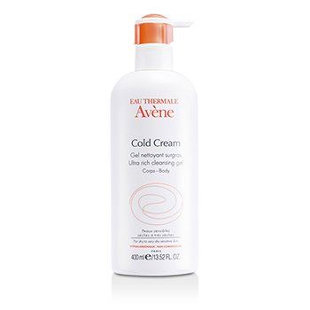Avene Gel de limpeza Cold Cream Ultra Rich
