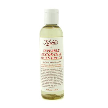 Kiehls Superbly Restorative Argan Dry Oil