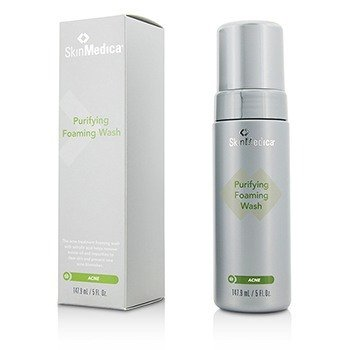 Skin Medica Espuma Purifying Foaming Wash