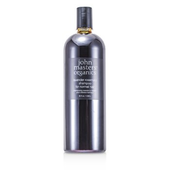 Shampoo Lavender Rosemary ( p/ cabelo normal )
