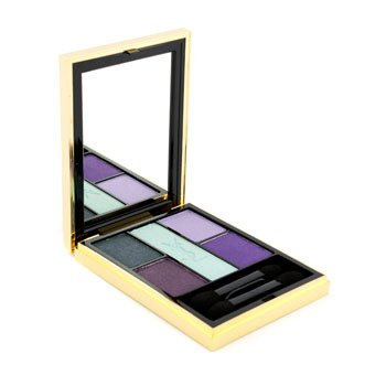 Yves Saint Laurent Estojo de sombras Ombres 5 Lumieres (5 Colour Harmony for Eyes) - No. 11 Midnight Garden