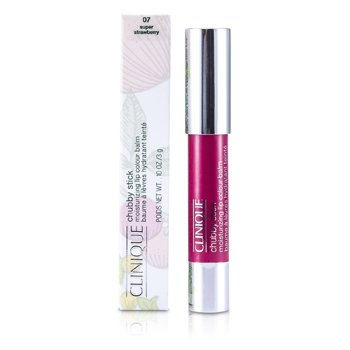 Clinique Lápis labial Chubby Stick - No. 07 Super Strawberry