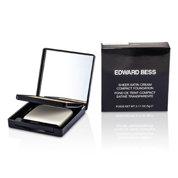 Edward Bess Pó base Pó base Sheer Satin Cream Compact Foundation - #05 Natural