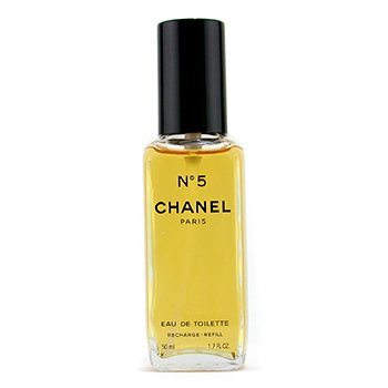 Chanel No.5 Eau De Toilette Spray Refill