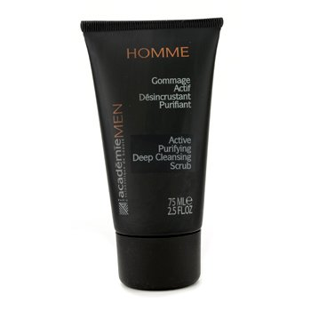 Académie Exfoliante Men Active Purifying Deep Cleansing