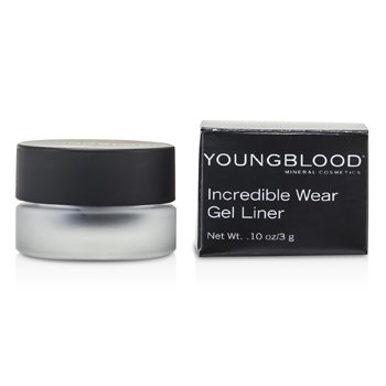 Youngblood Delineador Incredible Wear Gel Liner - # Midnight Sea
