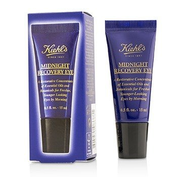 Kiehls Creme p/ olhos Midnight Recovery Eye