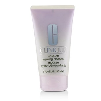 Clinique Rinse Off Espumaing Tônico De Limpeza