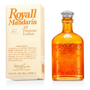 Royall Mandarin All Purpose Lotion Spray