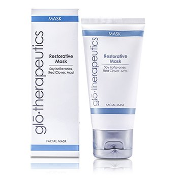 Glotherapeutics Mascara facial Restorative Mask