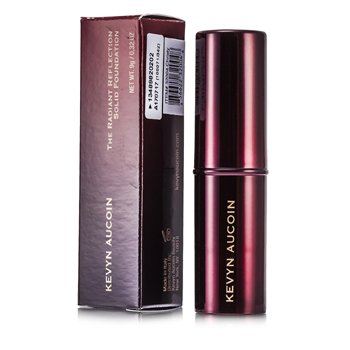 Kevyn Aucoin Base solida The Radiant Reflection Solid Foundation - # 04 Christy (Warm Golden Shade For Medium Complexions)