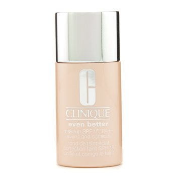 Clinique Base Even Better Makeup SPF15 (Mista seca a mista oleosa) - No. 24/ CN08 Linen