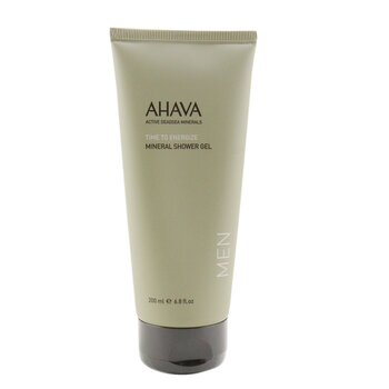 Ahava Gel Para Banho Time To Energize Mineral