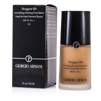 Giorgio Armani Base Designer Lift Smoothing Firming Foundation SPF20 - # 5.5